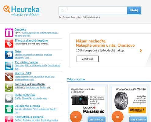 Správa kampaní na Heureka.sk