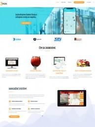 Tvorba webstránky pre 3MON