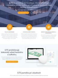 Webstránka gtscontrol.com