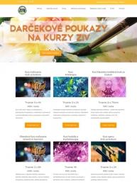 Tvorba webstránky ZIV.sk - audito.sk