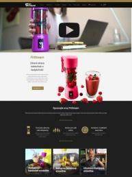 Tvorba e-shopu FitStream - audito.sk